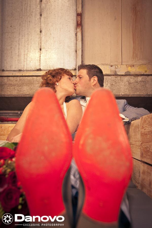 Bruiloft Rob en Rianne