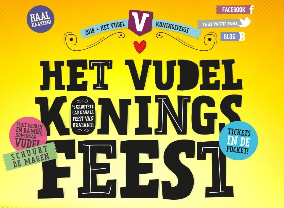 Vudel Koningsfeest